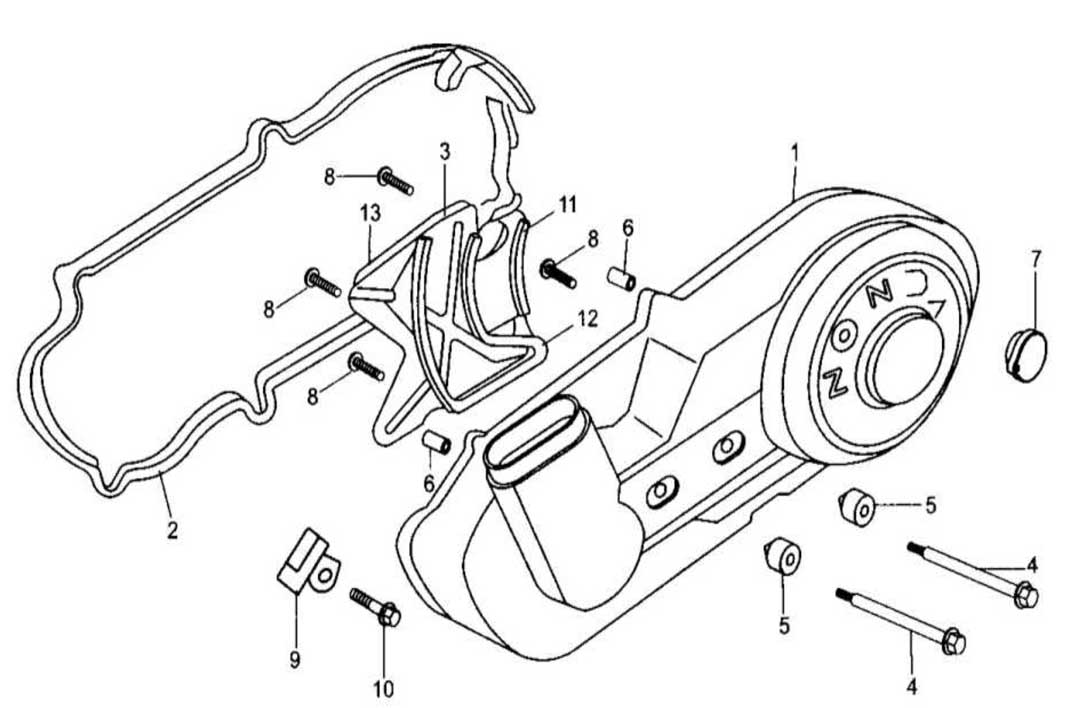 Buyang Bmx Atv Wiring Diagram
