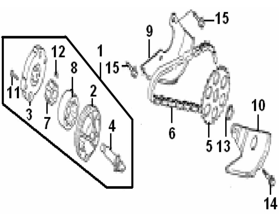 Oil Pump_11 baja dune 250 oil pump baja dune 250 baja motorsports baja motorsports wiring diagram dn 250 at gsmx.co