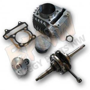 150cc Original Engine Parts