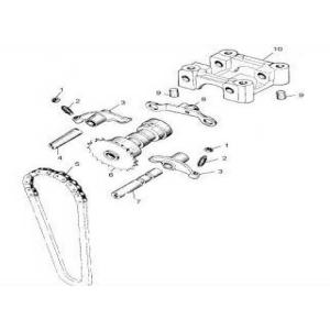 Baja - Reaction 150 - 2-Seater - Rocker Arm