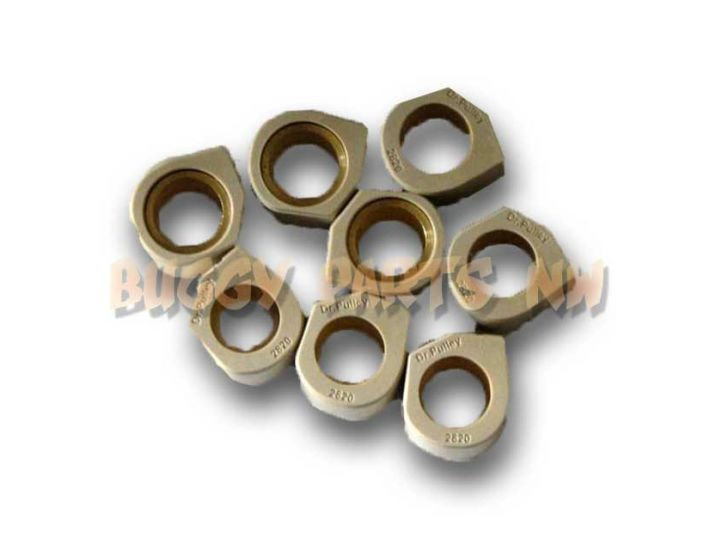 Dr Pulley 20x12 Round Roller Weights