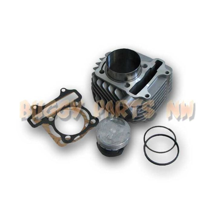 GY6 Big Bore Kit - 58.5mm to 63mm