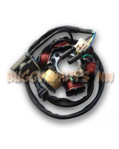 6-Pole Stator for GY6 125/150cc