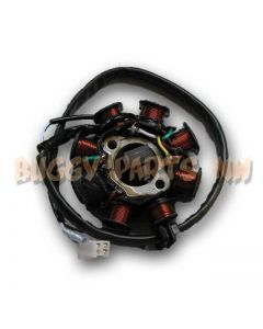 8-Pole Stator for GY6 125/150cc