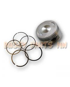 Piston and Rings Kit for 175cc GY6 (62mm)