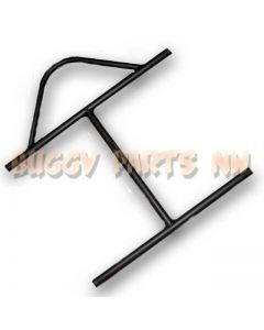 Roll Cage - Top Cross Bar for GTS 150 Black 13-0101-00