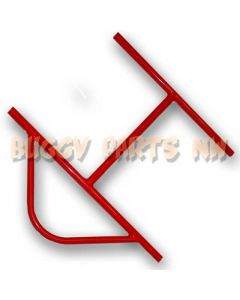 Roll Cage - Top Cross Bar for GTS 150 Red 13-0101-00
